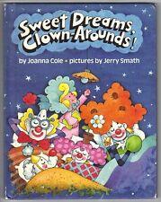 Children's Book ~ SWEET DREAMS, CLOWN-AROUNDS! ~ Jerry Smath
