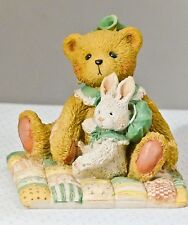 """1991 Cherished Teddies 950424 Camille """"I'D Be Lost Without You'"""