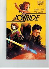 Joyride #1 1st Print + Lotay Variant