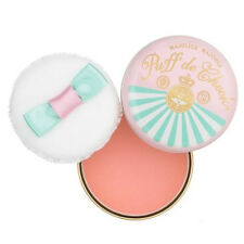 【SHISEIDO MAJOLICA MAJORCA】Makeup Puff de Cheek Blush PK301 Peach Macaron
