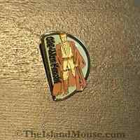 Very Rare Vintage Lucas Films Disney Star Wars Obi Wan Kenobi Pin (UJ:14152)