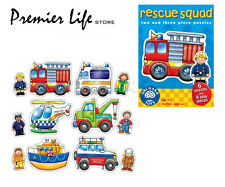 Rescue Squad Puzzle Game - Orchard Toys Educational Games
