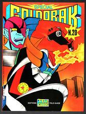 SPECIAL GOLDORAK n°20 ¤ 1978 ¤ A2 TELE-GUIDE