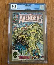 Avengers #257 CGC 9.6 1st Appearance Nebula Marvel Comics (1985)