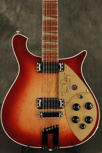 1991 Rickenbacker 660/12 string TOM PETTY signature model FIREGLO!!!