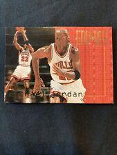MICHAEL JORDAN 1995-96 Fleer END 2 END