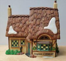 Frogmore Chemist, Dickens' Village Series, Dept. 56, Manchester Square