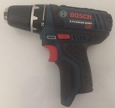 "BOSCH PS31 PS31B 12V 12 Volt Max 2 Speed Cordless Li-Ion 3/8"" Drill Driver"