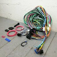 1951 Mercury Wire Harness Upgrade Kit fits painless fuse fuse block complete KIC