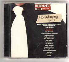 (GS396) Hometaping Vol 1, 15 tracks various artists - Kerrang! CD