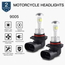 80W 6500K 9005 9145 LED Headlight Bulb For Honda Foreman 450 500 4x4 02-04 05-14