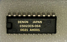 upc5023CS-064, C5023CS-064 Denon µPC5023CS-064 Part Number 263 0930 001
