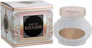 Incense Bakhoor Home Fragrance KHULOOD – 72g of Authentic Oriental Smoke for Air