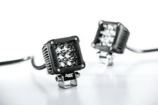 "2"" inch 18W Spot LED Offroad Cube Lights Truck 4WD ATV 4X4"