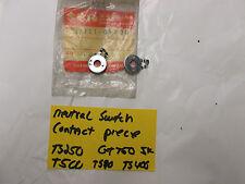 Suzuki TS250 TS400 T500 T350 GT750 JK nos neutral contact piece  37711-05100