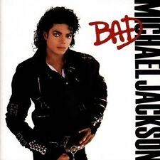 Michael Jackson Bad (1987) [CD]