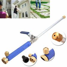 High Pressure Power Washer Water Spray Gun Nozzle Wand Attachment Fan/Jet Tips