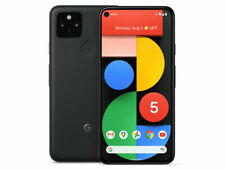 Brand New Unlocked GOOGLE Pixel 5 - 5G 128 GB Just Black Free Delivery