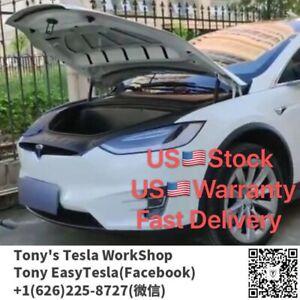 Tesla Model X Power Lift Electric Front Frunk Kit ~ Latest Version