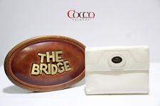 """Portafoglio Donna """"the Bridge"""" Linea """"carrera"""" Art. 017220.11 Nero"""