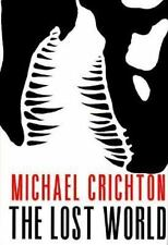 THE LOST WORLD by Michael Crichton-1995 HC Book w/Dust Jacket 1st Trade Edition