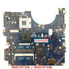 Samsung R530 motherboard BA41-01223A  BA92-07719A BA92-07719B,intel GL40,Grade A