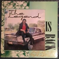 "Tejano Tex Mex LP Augustine Ramirez "" The Legend """