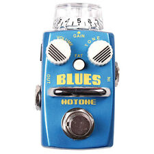 Hotone BLUES Compact Overdrive Guitar Effects Pedal