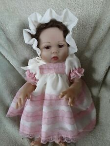 18cm BABY REBORN  HANDMADE DOLL CLOTHES