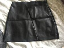 Missguided Leather Skirts for Women