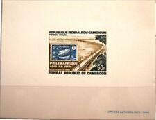 CAMEROUN Cameroun 1969 564 c118 Deluxe PHILEXAFRIQUE Wouri Bridge Pont Neuf sans charnière