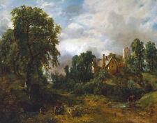 Constable John The Glebe Farm Print 11 x 14  #4392