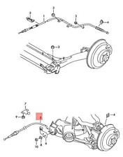 Genuine AUDI A4 S4 Avant Quattro Brake Cable 8D0609721AB