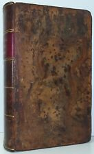The GENERAL STUD BOOK Containing Pedigrees Of RACE HORSES Equestrian 1808