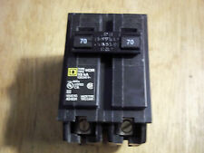 Square D Homeline Hom270 Plug-On Circuit Breaker