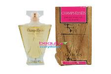 Champs Elysees (Original Formula) by Gerlain 3.4oz EDT Spray For Women RARE
