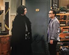 Kevin Sussman Signed Autographed Bug Bang Theory 8x10 Photo Proof Coa