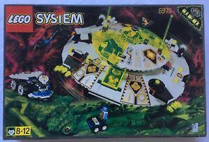 Lego 6975 Alien Avenger (1997) UFO-Serie, 100% komplett mit Box und Anleitung!