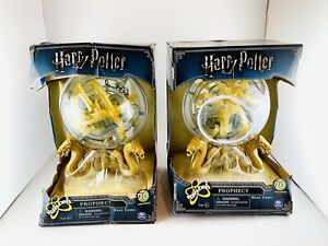 Perplexus Set Of 2 Harry Potter Prophecy Maze Game 70 Challenges Damage Toy Sale