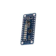 1PCS CAP1188 8 Key Capacitive Touch Sensor Module SPI I2C Captouch LED CA