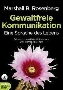 Gewaltfreie Kommunikation - Eine Sprache des Lebens - MP... | Buch | Zustand gut
