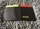 MITRE REFEREE CARD SET iWITH NOTEPAD - YELLOW & RED CARDS