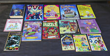 Bulk Lot Vintage Kids Enid Blyton Transformers Pagemaster Magic The Flintstones