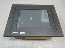 CTC Parker P31-3C2-A4-2A3 HMI Touch Screen Display 90-250VAC 80W *Missing Cover*
