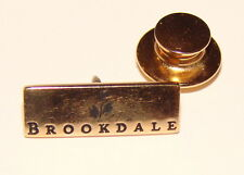Vintage Lapel Pin 10K Solid Yellow Gold Brookdale Cto 1.8g