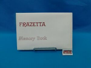 Frank Frazetta Memory Book Fanzine 1977