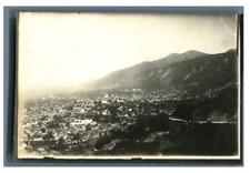 Turquie, Brousse, Vue générale  Vintage silver print. Bursa  Tirage argentique