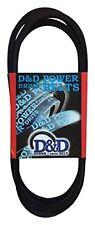 D&D PowerDrive B94 or 5L970 V Belt 5/8 x 97in Vbelt