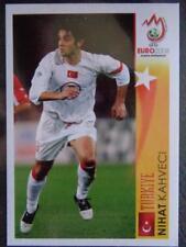 PANINI EURO 2008 - Nihat Kahveci - Turquie in Action #517