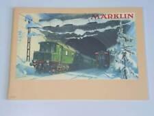 Märklin - Katalog 1937/38 - Reprint